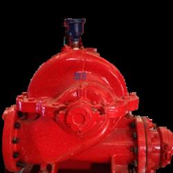 split case bomba agua contra incendio